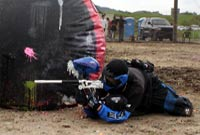 Paintball Strategy